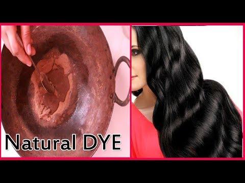 नेचुरल डाई से होंगे आपके बाल इतने काले की दुनिया देखती रह जाएगी | Homemade Hair dye