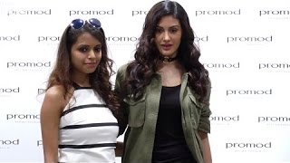 Actress Amyra Dastur Launch Denim Atelier With Fashion Expert Bornali Talukdar