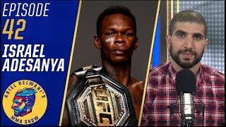 Israel Adesanya calls Jon Jones a bully, wants to fight Robert Whittaker | Ariel Helwani's MMA Show