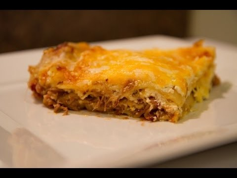 BBQ Pulled Pork Lasagna Recipe