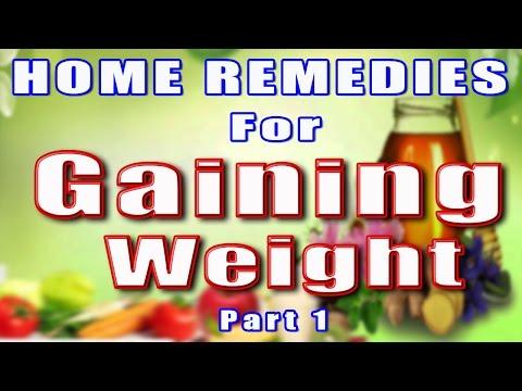Amazing Home Remedies for Gaining Weight Part 1 II वज़न बढ़ाने के अद्भुत घरेलु नुस्खे - भाग -1 II