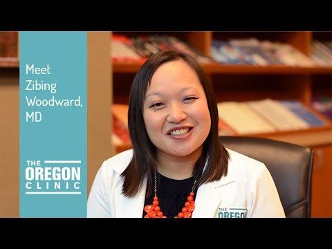 Meet Dr. Zibing Woodward, Gastroenterologist