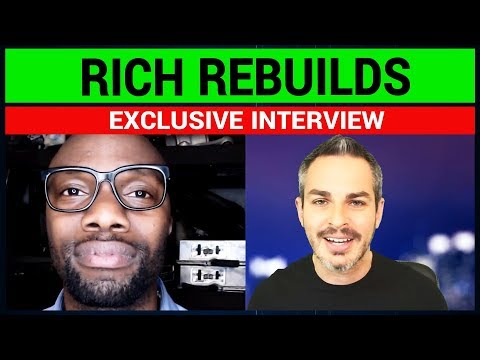 My Interview with Rich Rebuilds