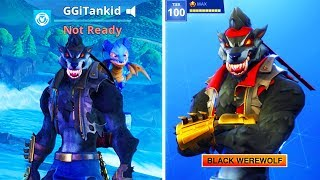 Max Dire Skin Glitch New Fortnite Dire Max Stage 5 Werewolf