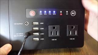 NEXGADGET Powerhouse 210Wh /42000mAh Laptop Power Bank