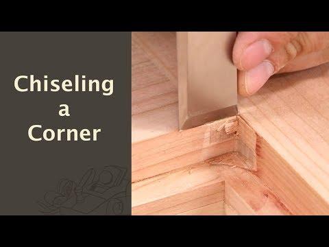 Chiseling Corners