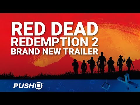 Red Dead Redemption 2 PS4: Brand New Trailer | PlayStation 4