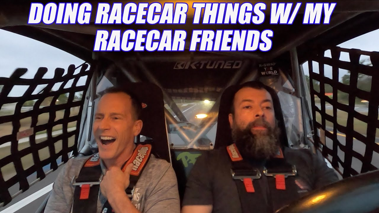 Daily Driving A Racecar What Could Possibly Go Wrong?  Scaring My Passengers
