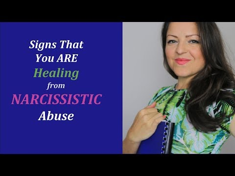 Signs That You're Healing From Narcissistic Abuse