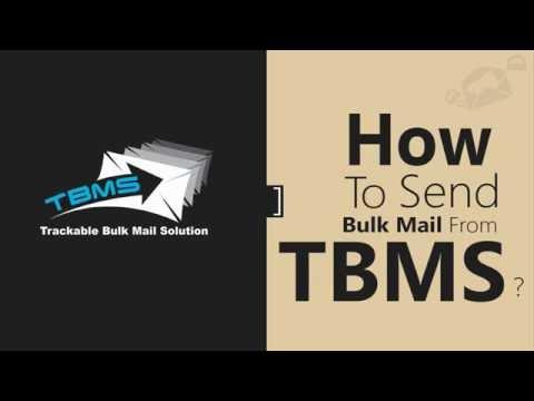 How to send bulk mail Via XgenPlus Email Marketing Tool- TBMS