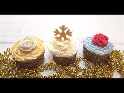 How to Add Gold and Silver Bling to Icing and Fondant