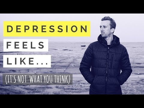 DEPRESSION IS... (What Does Depression Feel Like?)