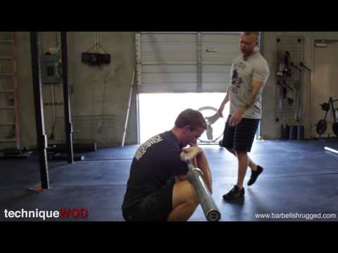 Fran: CrossFit Benchmark WOD Tips & Strategy - Pullups and Thrusters - Technique WOD