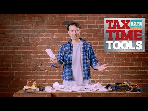 Tax Time Tools
