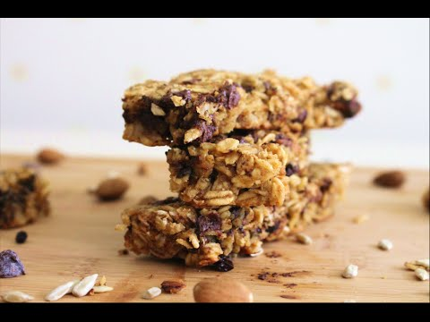 Granola Bar Recipes | Back-to-School Collab