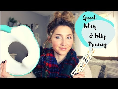 Speech Delay & Potty Training / 7 Tips I Used With My Toddler