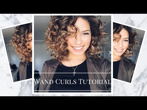 How To Achieve Perfect Curls for Curly Hair | Ashley Bloomfield