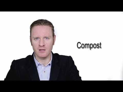 Compost - Meaning | Pronunciation || Word Wor(l)d - Audio Video Dictionary