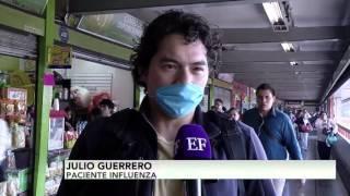 Casos De Influenza Aumentan Y El Tamiflu Escasea