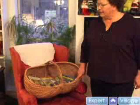 How to Use Boxes & Baskets to Decorate your Living Room on a Budget