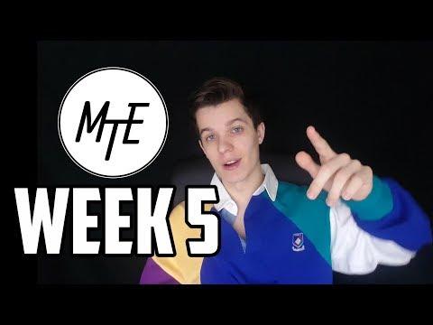 New Blog Post + Hoodie Samples Coming In | Week 5