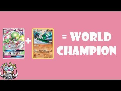 How Gardevoir won the Pokémon World Championship! (Pokémon TCG)