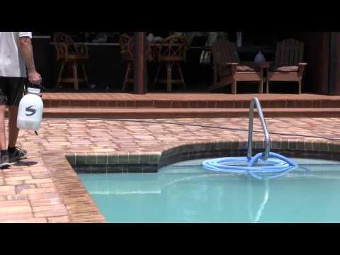 Tuscan Paving Stone - Paver Pool Deck Installation