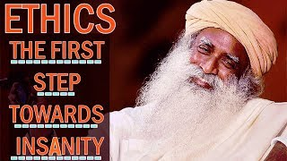 Sadhguru -There is nothing to achieve. Do what you love!