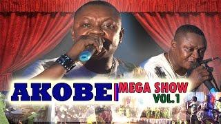 Akobe Mega Show Vol 1  - Latest Edo Music Video (Akobe Latest)