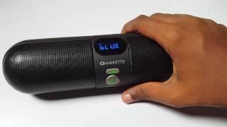 Amkette Trubeats bluetooth Speaker!