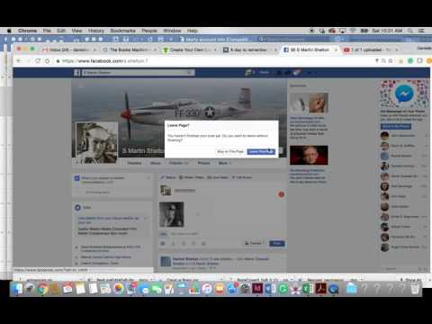 How To Upload Photo to Facebook Personal and Business Pages