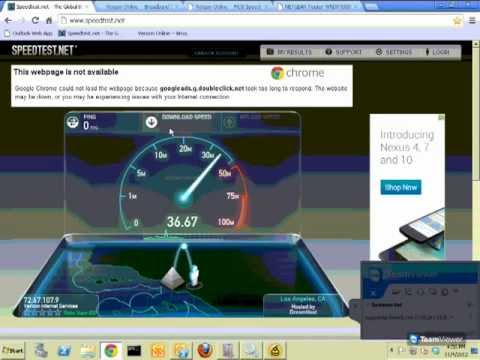Verizon FIOS -- UPLOAD channel broken (below 200kbps) (11/04/2012)...