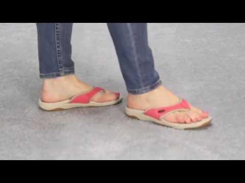 Propét Rejuve W0600 Hartley Thong Sandal