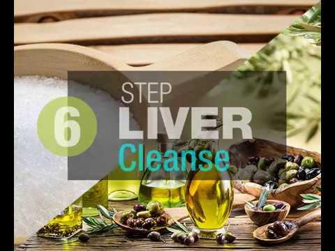 How to detox your Liver with Epsom Salt & Olive Oil