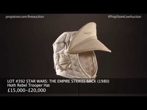 Lot 392 Star Wars: The Empire Strikes Back (1980) - Hoth Rebel Trooper Hat