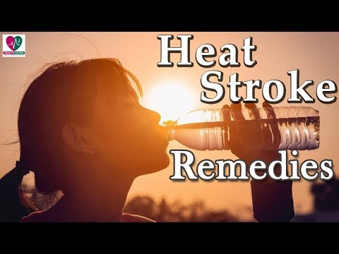 6 Best Home Remedies for Summer Heat Stroke
