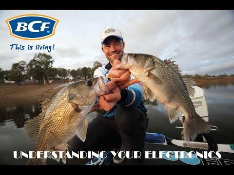 BCF TV - Bass Fishing understanding your Electronics - Dean Silvester