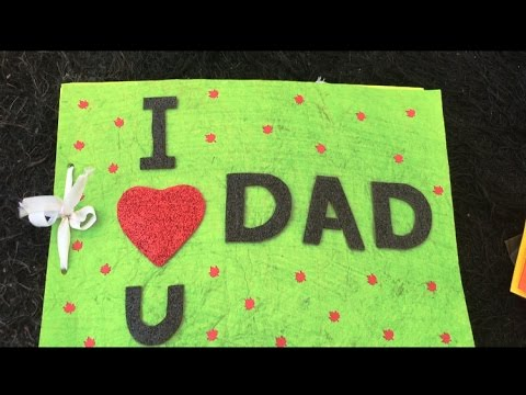 DAD SCRAPBOOK| DIY IDEA | Birthday gift | Anniversary Gift | Handmade Gift | Express your love