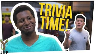 Thanksgiving Trivia! | WHO KNOWS THE ANSWERS?!