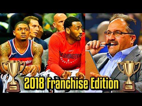 The 2018 NBA Illogical Awards - Franchise Edition