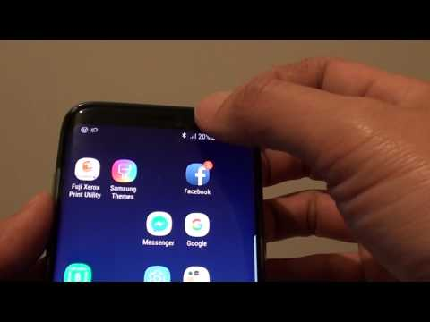 Samsung Galaxy S8: How to Change Default notification Sound