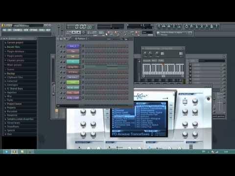 How to make Progressive Trance in Fl Studio11
