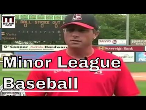 Baseball - Minor League Baseball
