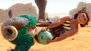 The Croods 2013 - Best Scenes