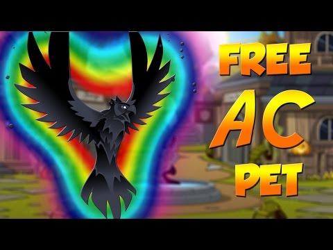 Free AC Pet AQW (Black Friday) Non-Member