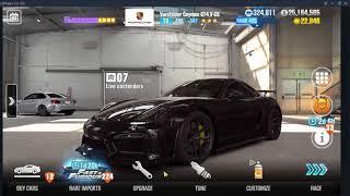 CSR2 Vorsteiner Cayman GT4 V-CS Tempest 3 Tier 3 setup and tune