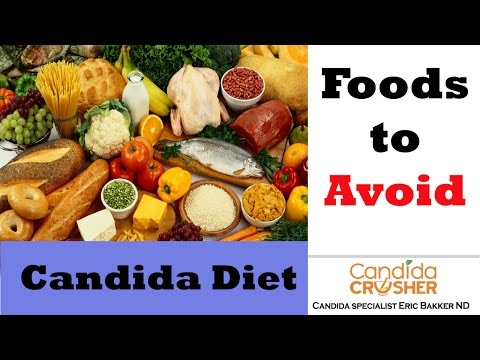 Candida Foods To Avoid: Foods You Should Avoid With Candida Diet