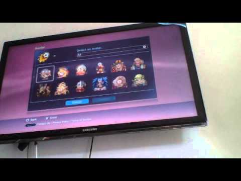 how to change your picture on ps3 2014