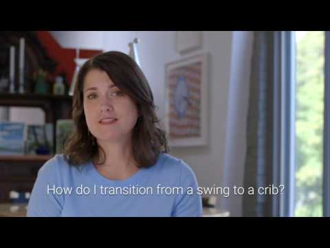 How do I transition from a swing to a crib? - Dr. Melisa Moore