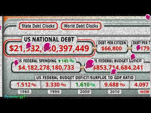 A Permanent Gov't Shutdown Likely Due to Debt